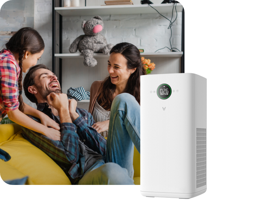 Oczyszczacz Smart Home