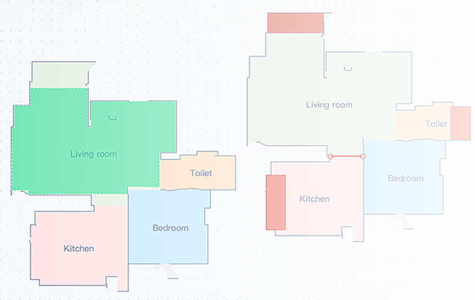 Odkurzacz inteligentny Smart Home Viomi