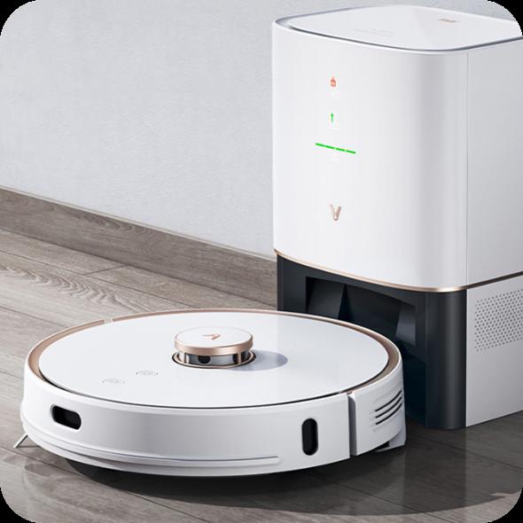 Inteligentny robot Viomi S9